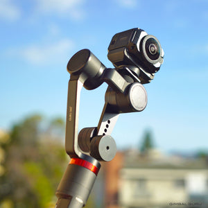 New Video! Balancing Garmin Virb 360 Camera with Guru 360 Gimbal Stabilizer!