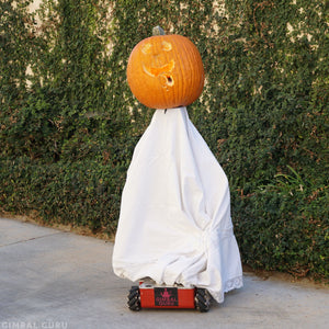 Happy Halloween From Gimbal Guru and Guru 360 Rover!