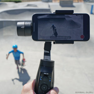 Introducing MOZA Mini-Mi, the world's first self charging smartphone gimbal!