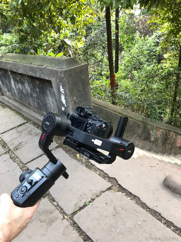 Learn Everything You Need About MOZA Air 2 Camera Stabilizer! How To Setup, Balance, Filming Modes, and more!