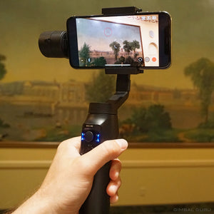 Learn How To Do Vertigo Shots With MOZA Mini-Mi Smartphone Stabilizer!