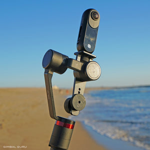 Make Guru 360 Gimbal Stabilizer Part Of Your Everyday Kit!