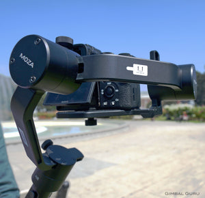 In Depth Video Review of MOZA Air Gimbal Stabilizer by Darren Miles!