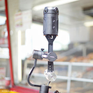 Learn how to balance ZCam S1 with Guru 360 Air!