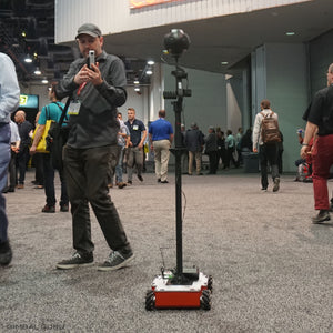 New Guru 360 Rover Prototype Unveiled At NAB Show!
