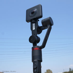 New Video! Balancing the Xiaomi 360 Camera with the MOZA Guru 360° Camera Stabilizer