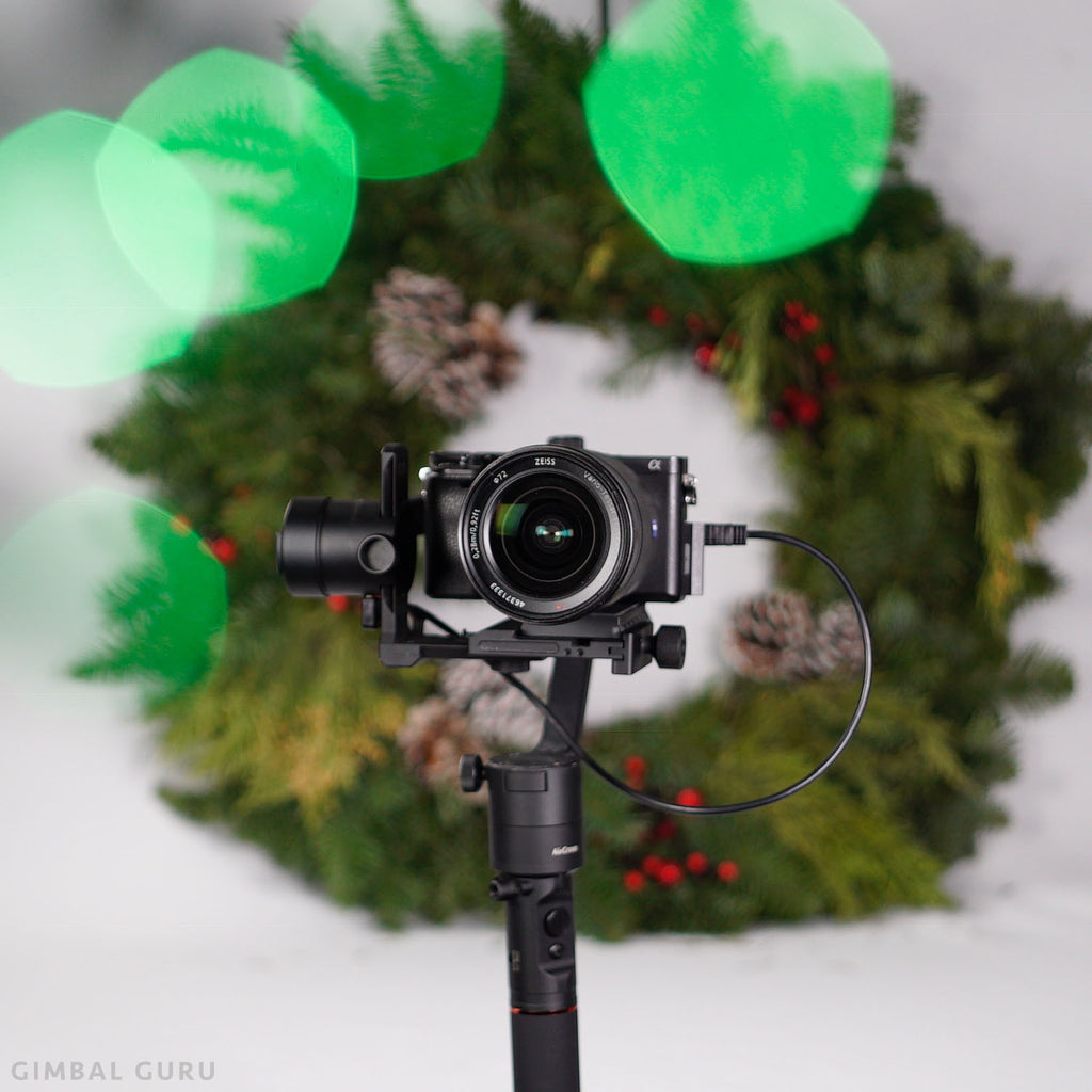 Film Shake Free Holiday Fun with MOZA Air and AirCross Gimbal with the Wireless Controller!