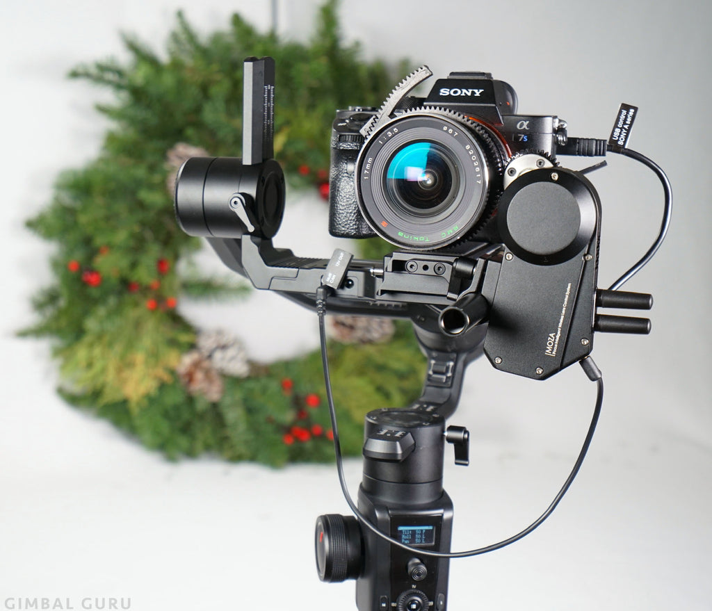 Naomi 'Sexy Cyborg' Wu Tests Out Moza Air 2 with Sony A6500 Camera!