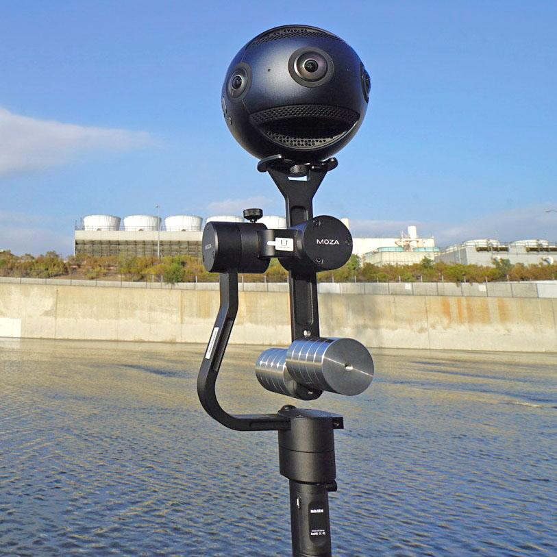 Guru 360 Air Gimbal Stabilizer is back in stock! Available now!