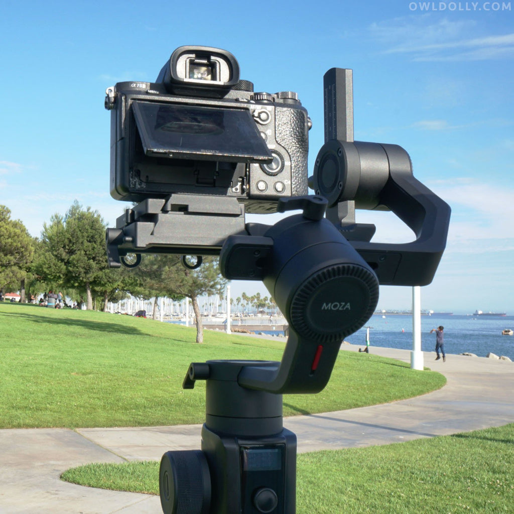 Run & Gun With MOZA Air2 Gimbal Stabilizer And Pixel Viilage!