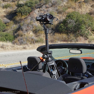 Gudsen Firmware Update Adds Roll-follow mode for MOZA Air Gimbal!