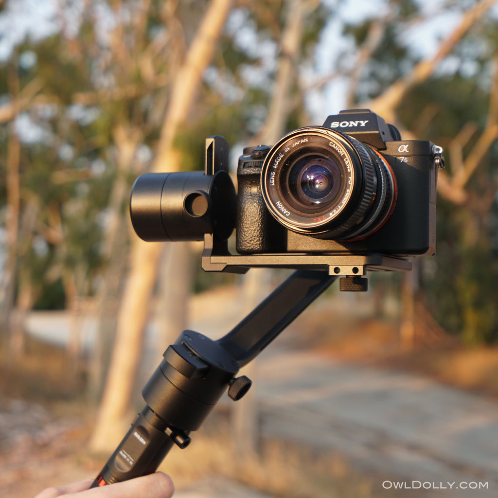 Create Dynamic Time Lapse Videos with MOZA Air Gimbal Stabilizer Assistant App!