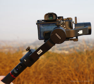 5% Discount Offer for MOZA Air Gimbal Stabilizer!