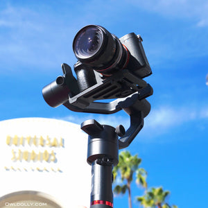 Skip the PID Tuning learning curve with MOZA Air Camera Stabilizer!
