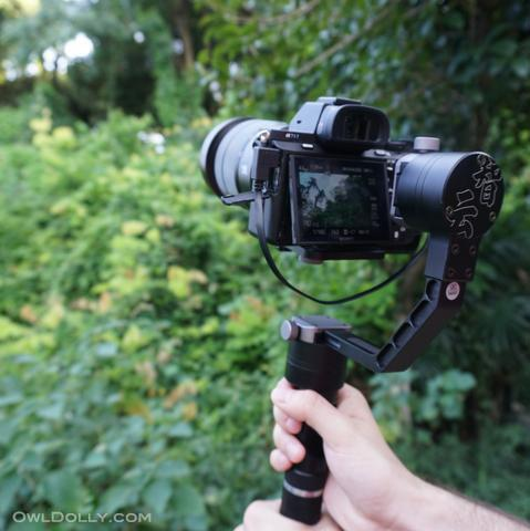 Zhiyun Crane gimbal video review by YouTuber Dave Dugdale! Available now for $649 at OwlDolly.com!
