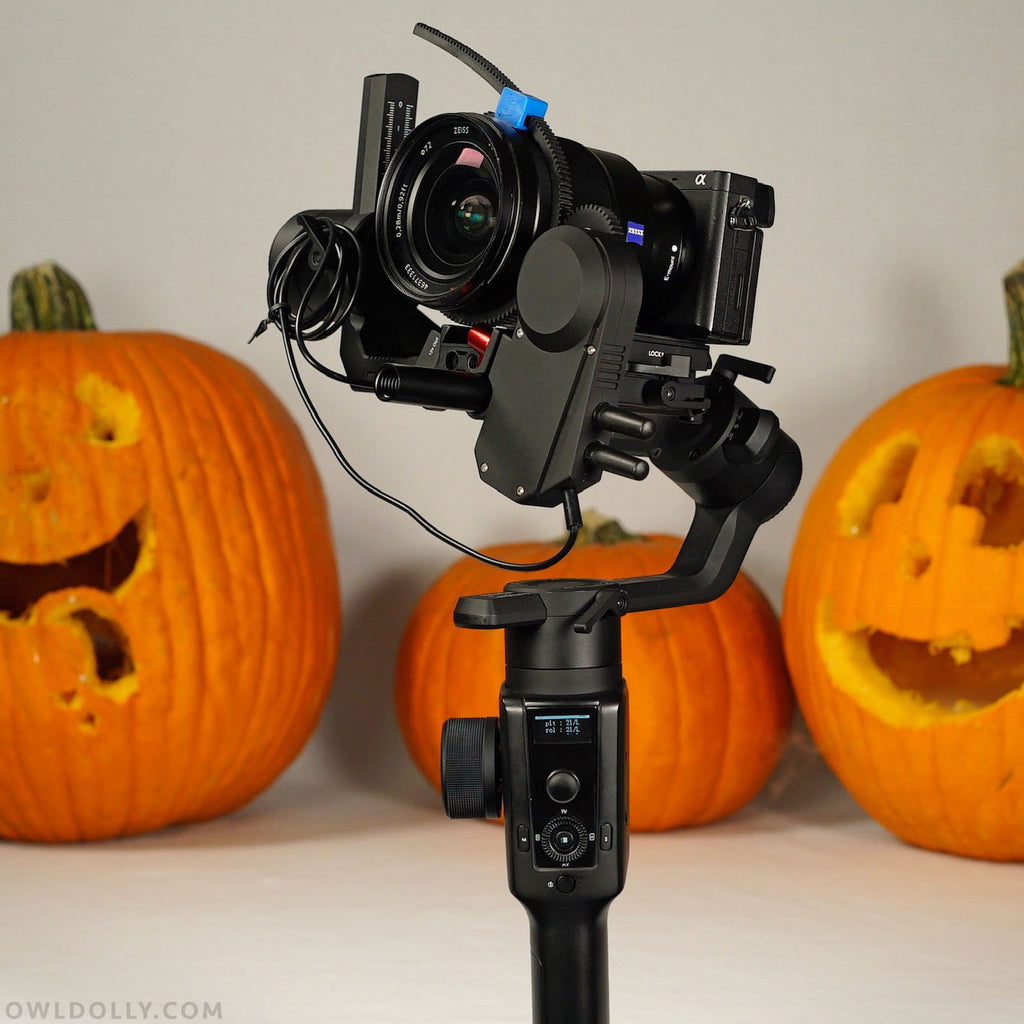 Happy Halloween! Learn How To Calibrate MOZA Air and MOZA AirCross in This Video!