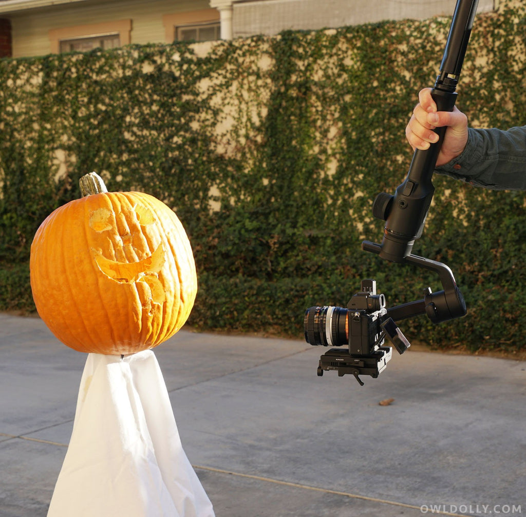 All classic horror films start with a great setup like Sony A7sii and MOZA Air2 Camera Stabilizer!