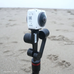 Video: How to Balance Kodak Pixpro Orbit 360 with Guru 360 Gimbal Stabilizer!