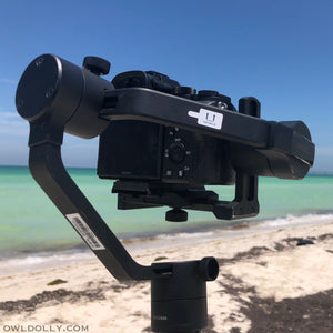 Flying Drone Fun with Guru 360 Air Gimbal Stabilizer for 360 Cameras!