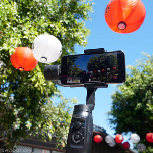 Farm Fun Footage with MOZA Mini-Mi Smartphone Stabilizer!