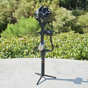Get Familiar With MOZA Guru 360 Air Gimbal Stabilizer For 360 Cameras!