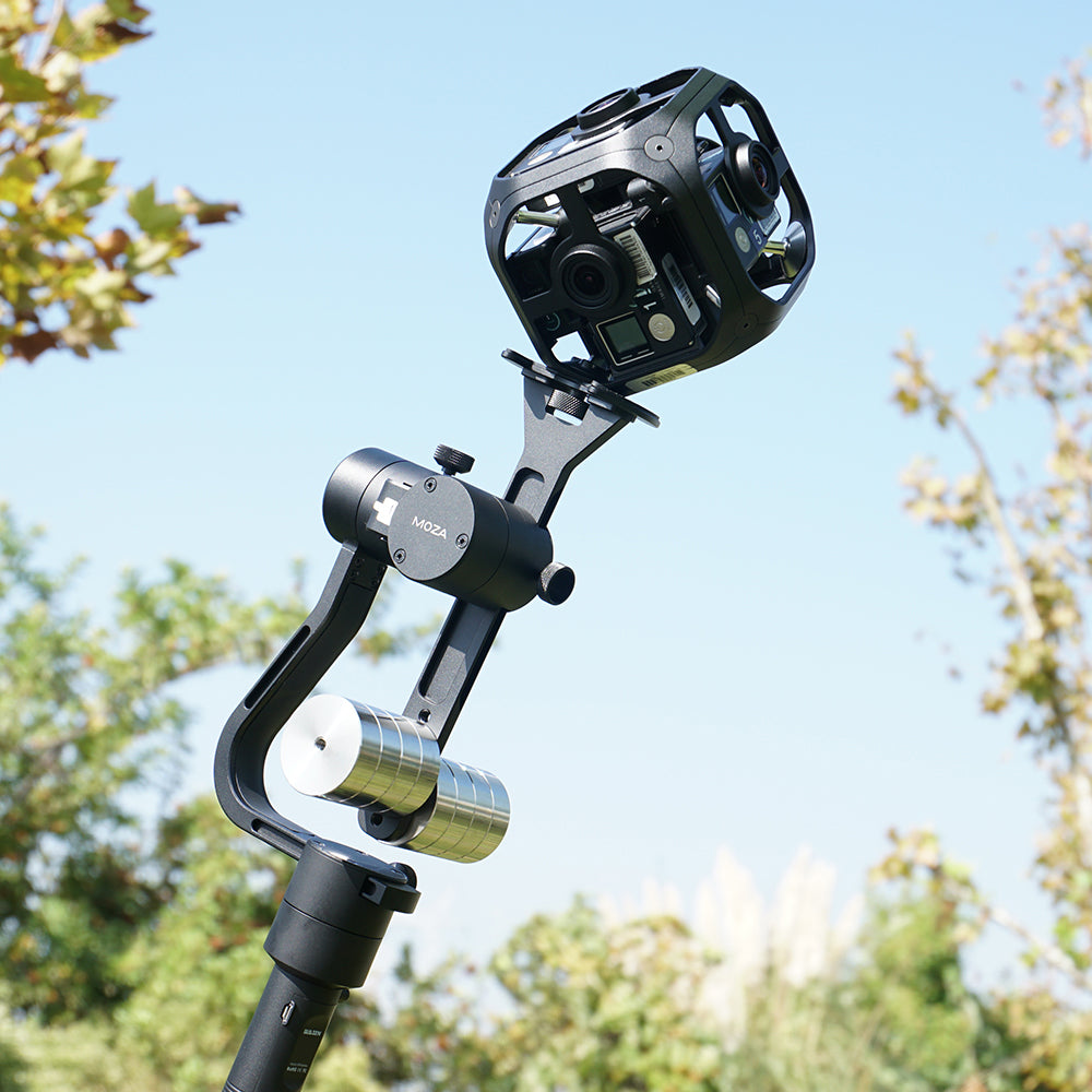 MOZA Guru 360° Air Camera Stabilizer-WISP