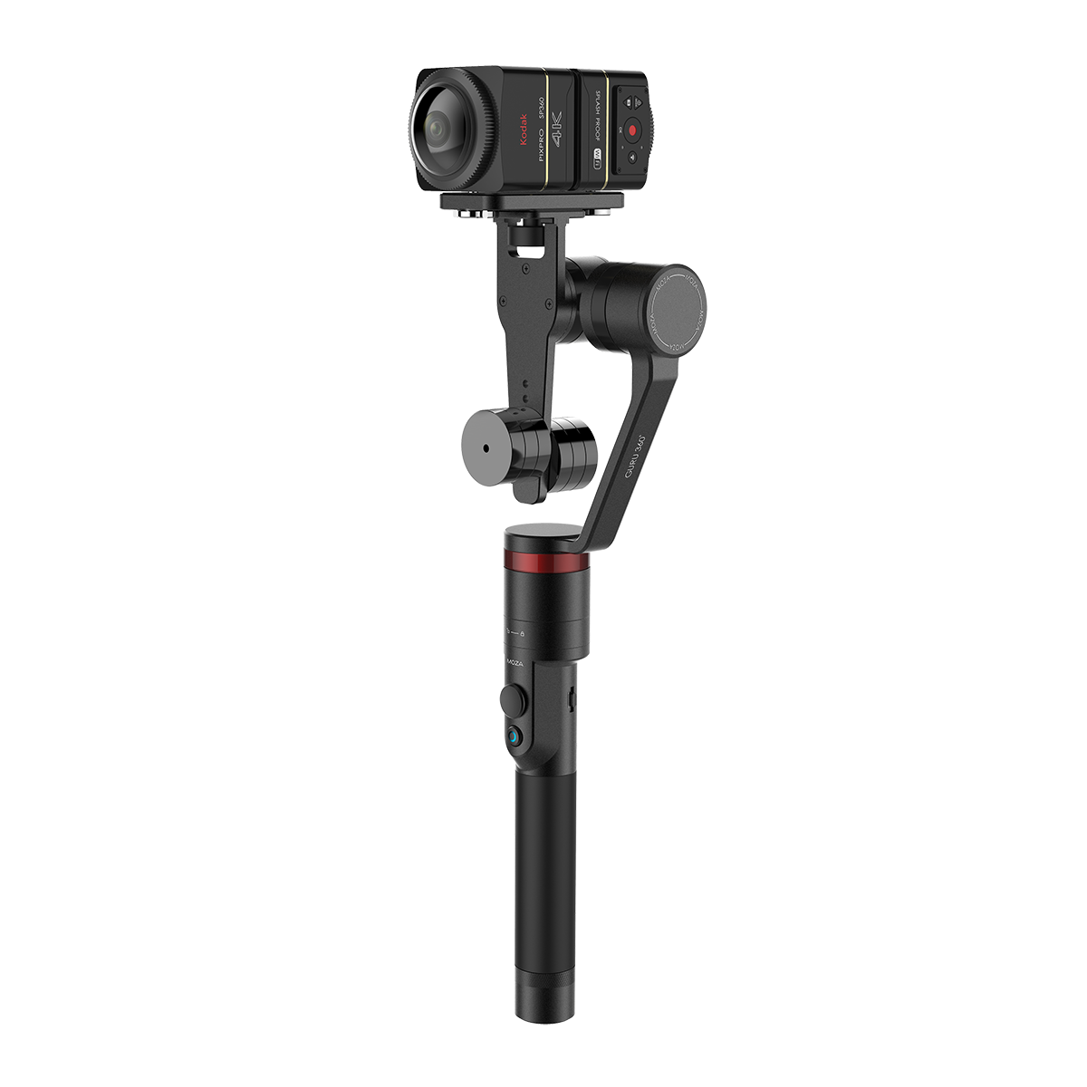 MOZA Guru 360° Camera Stabilizer 360Rumors