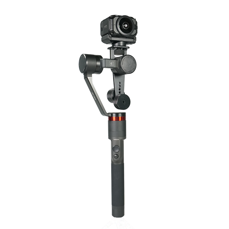 Open Box MOZA Guru 360° Camera Stabilizer