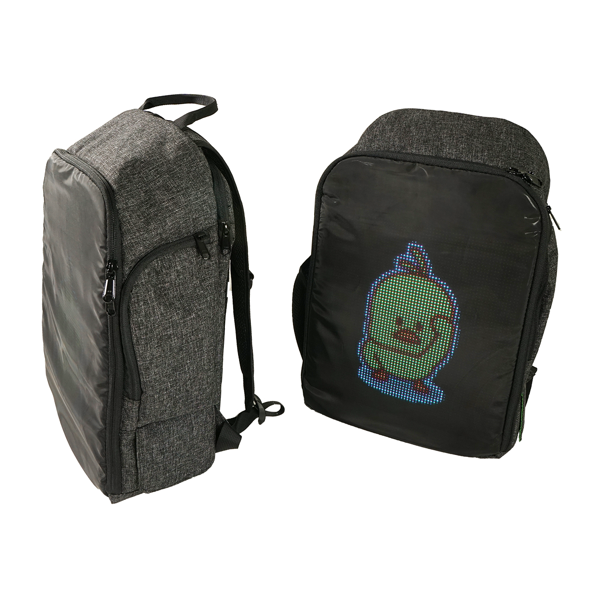 GifPack Customizable LED Backpack
