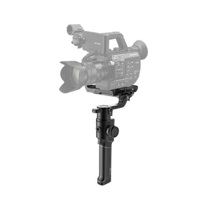 Moza Air 2 Stabilizer Gimbal Red Camera