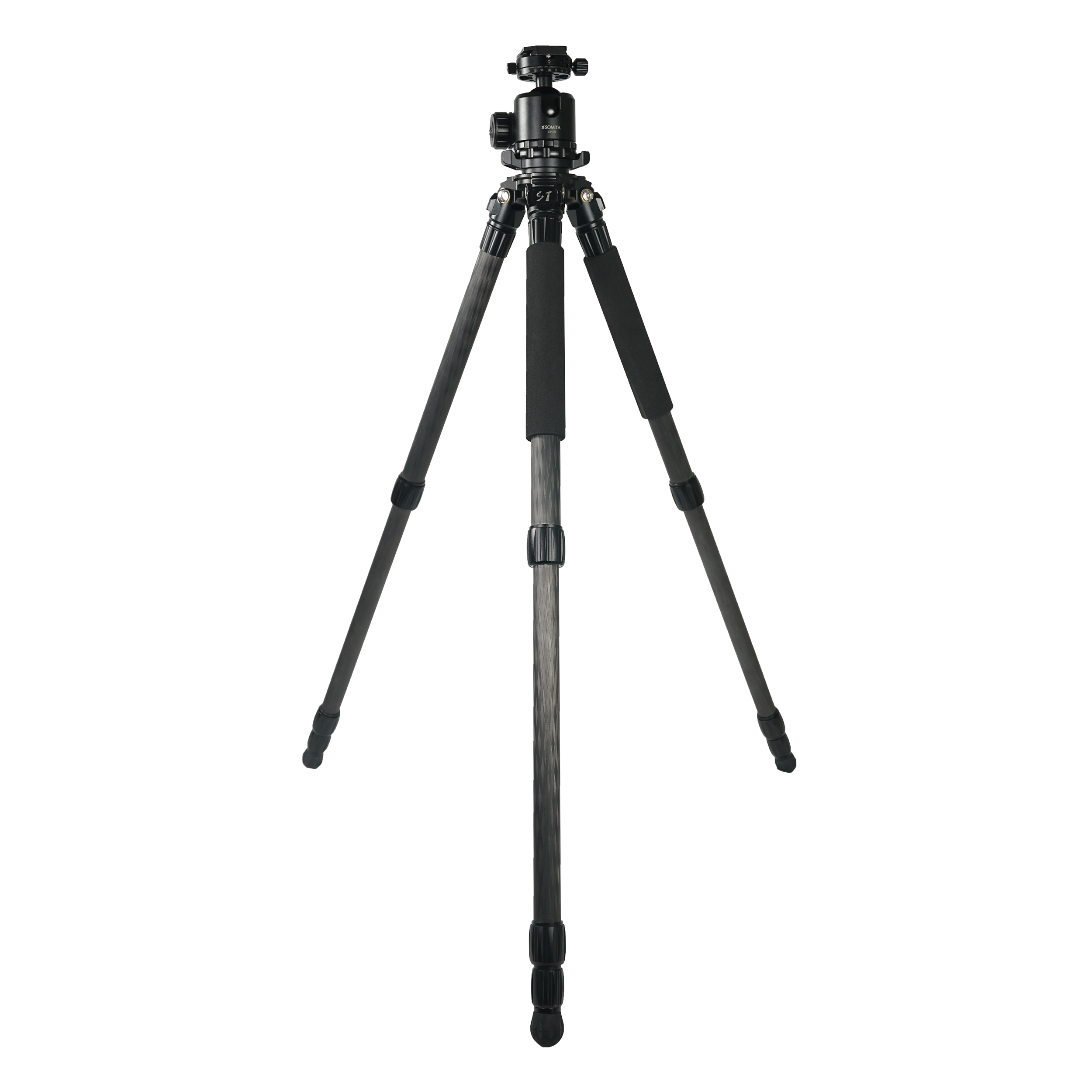 Somita St-333 Professional Carbon Fiber Photo/Video Tripod with Ball Head