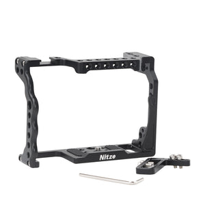 NITZE Camera Cage for Sony A7III/A7RIII