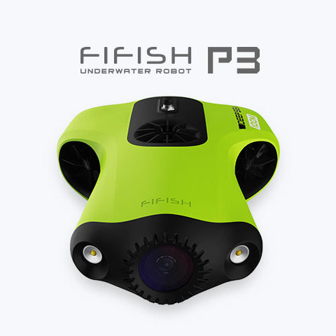 QYSEA FIFISH P3 Underwater Remotely Operated Vehicle