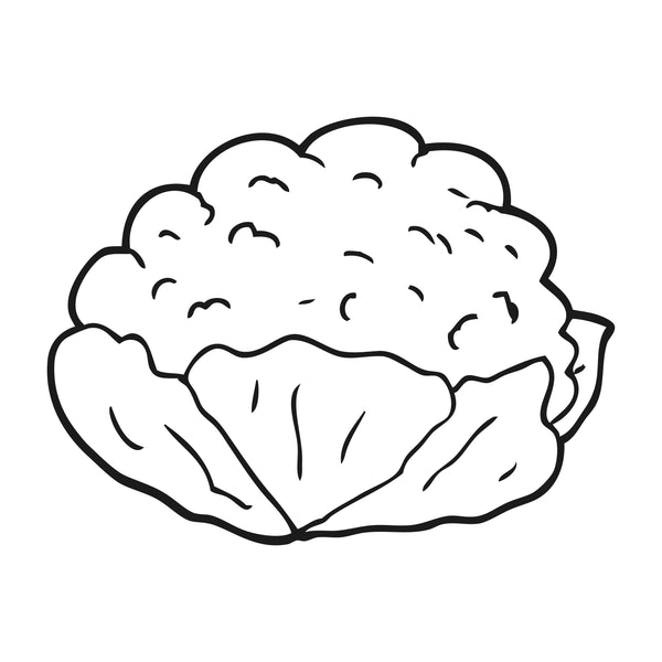 Licensed Cauliflower Image