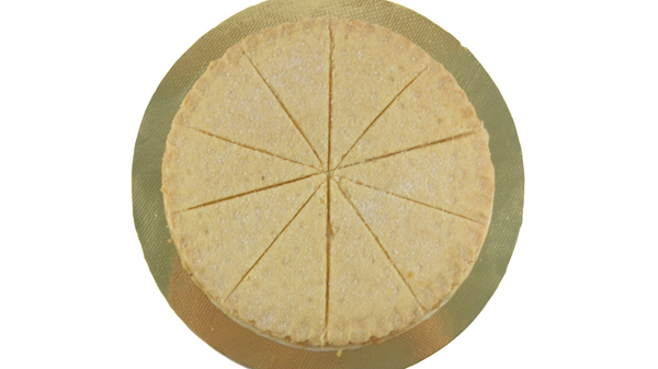 Scottish shortbread petticoat tails