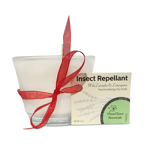 Insect Repellent Candle