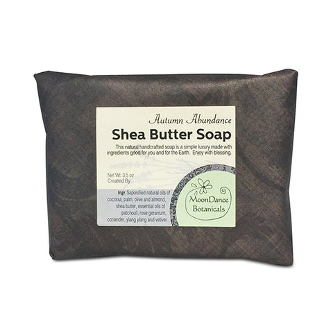 Autumn Abundance Shea Butter Soap