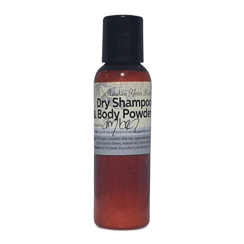 Awaken Your Roots Dry Shampoo & Body Powder