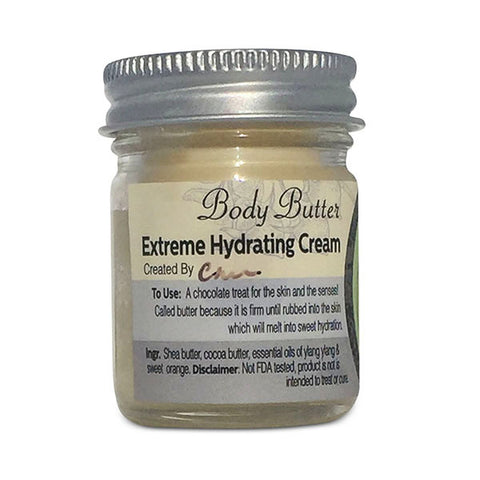 Body Butter Extreme Hydrating Cream
