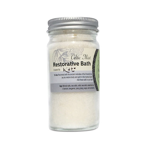 Celtic Mist Restorative Bath