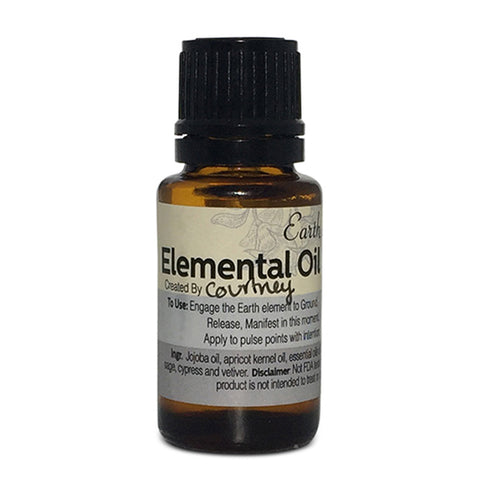Earth Elemental Oil