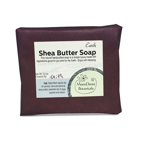Earth Shea Butter Soap