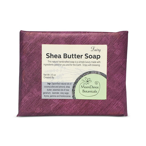 Fairy Shea Butter Soap