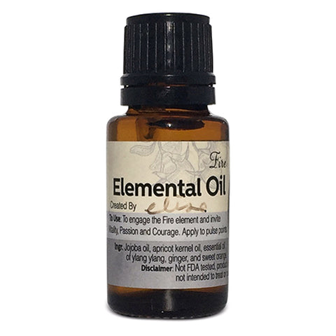 Fire Elemental Oil