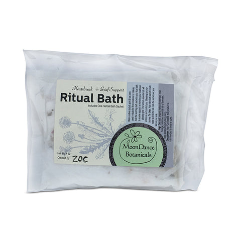 Heartbreak + Grief Support Ritual Bath