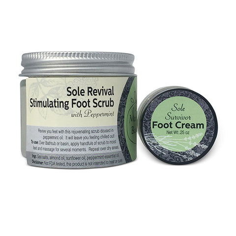 Mini Foot Pampering Kit