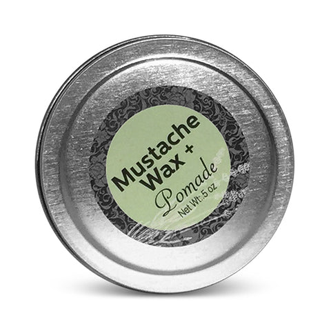 Mustache Wax and Pomade