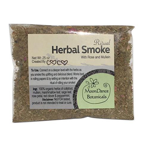 Ritual Herbal Smoke Moondance Botanicals