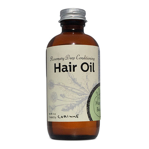 Rosemary Deep Conditioning Hair Oil