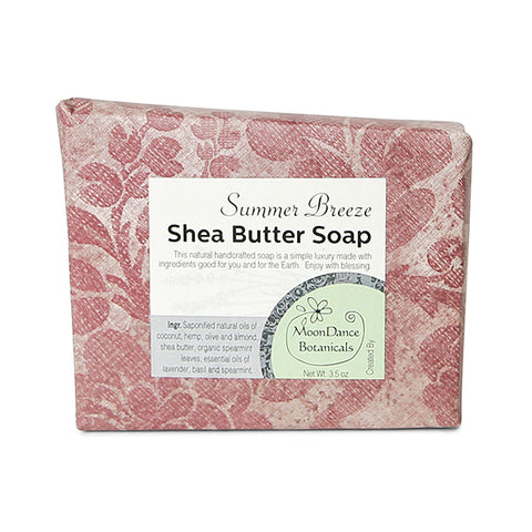 Summer Breeze Shea Butter Soap